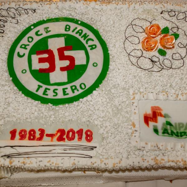 Cena Sociale 2018 e Anniversario del 35° di fondazione