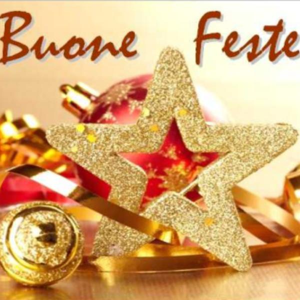 Buon Natale e Felice 2018!