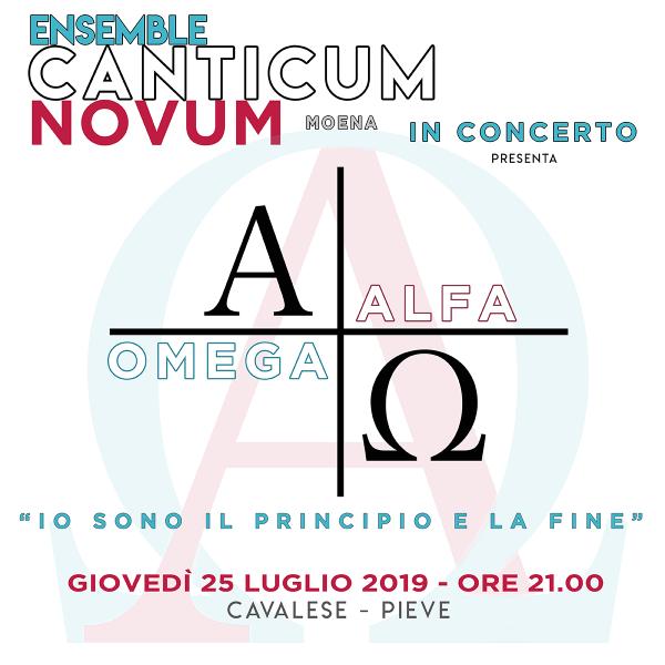 Alfa & Omega - Concerto a Cavalese