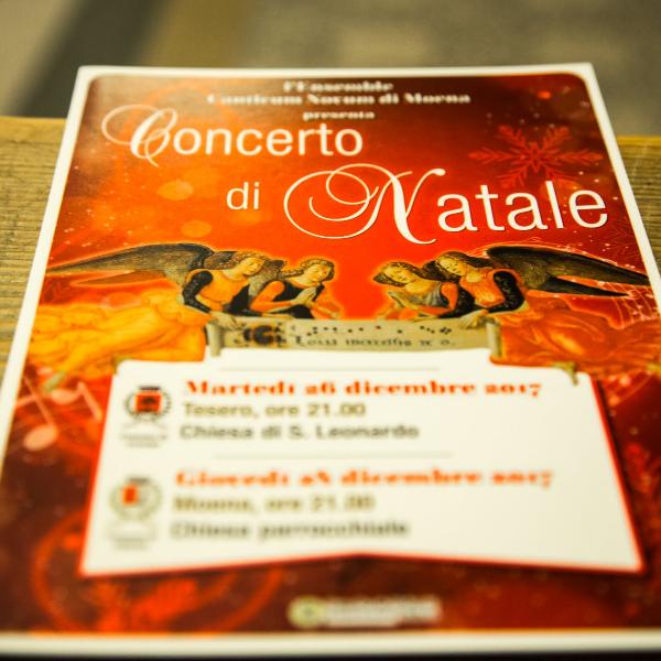 Concerto di Natale a Moena