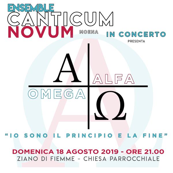 Alfa & Omega - Concerto a Ziano di Fiemme