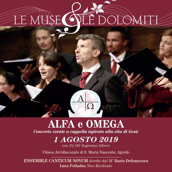 Alfa & Omega - Concerto ad Agordo