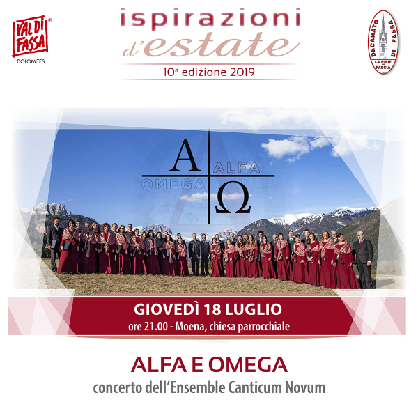 Alfa & Omega - Concerto a Moena