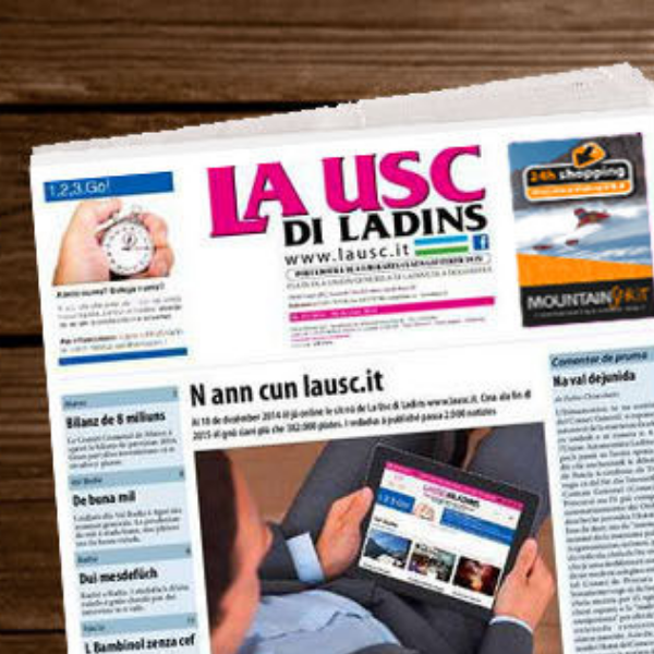 Alfa & Omega - La Usc di Ladins