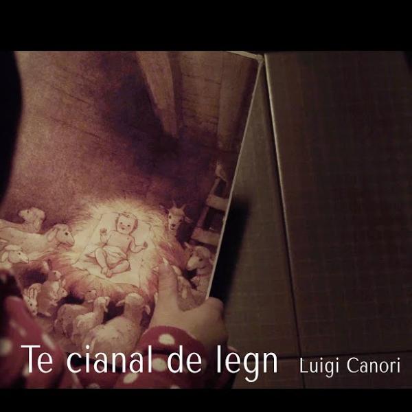 """La bela ciantia ladina del Canori """"Te cianal de legn"""""""